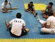 گزارش آخرین تمرین تیم ملی تكواندو