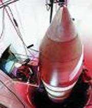 missile nucléaire intercontinental américain