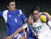 پیروزی جوانان ایران برابر لبنان