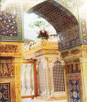 Imam Reza Shrine Inside
