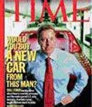 couverture du time magazine du 30 janvier 2006