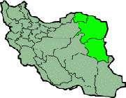 la province du Khorãssan