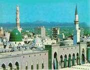 المسجد النّبويّ