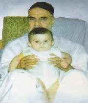 Имам Хомейни и его внук