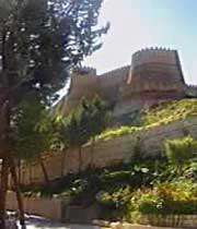 крепость фалак-аль-афлак