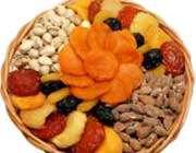 میوه های خشک و آجیل