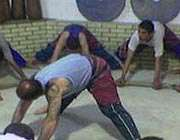 زورخانه ورزش باستانی ایران کهن