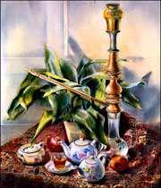традиционная чайхана