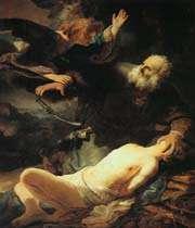 حضرت ابراهیم، اسماعیل، ذبح