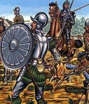 conquistadors espagnols en amérique latine