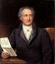 goethe (1749-1832)