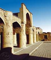 Old Mosques, Semnan
