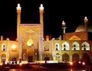 мечеть имама ночью