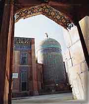 tombe de sheikh safi