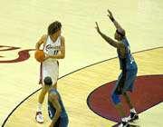 match de basket-ball aux états-unis