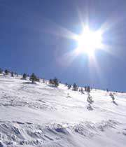 آفتاب زمستان