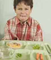 تغذیه کودک با سبزیجات