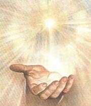 دست دعا