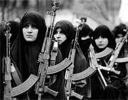 زنان و دفاع مقدس