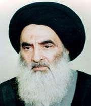 آیة الله سیستانی