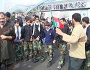 22 Bahman Protest