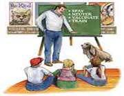 بررسی روش های آموزشی در مناطق دو زبانه