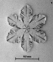 بلور برف