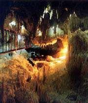 بزرگترین غار آبى آسیا(2)