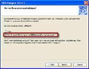 ایجاد آدرس E-Mail مبتنی بر وب