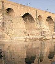اقدم جسر في العالم في دزفول