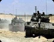 Isreal Tanks