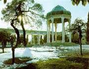 Hafız Anıtı-Şiraz