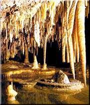 abkurî kale mağarası