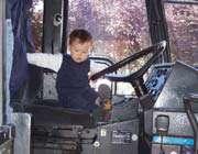 بس ڈرائیور بچہ
