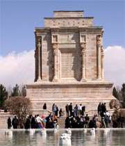 آرامگاه حکیم ابوالقاسم فردوسى