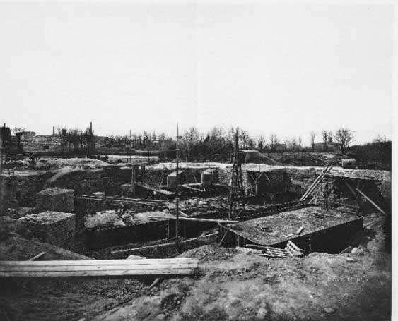 تصاویری از زمان ساخت برج ایفل