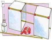 بادبادک جعبه ای
