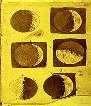 گالری تصویری کره ماه، از زمان گالیله
