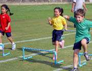 بچوں کی جسمانی تربیت