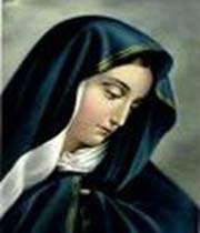 représentation de la sainte vierge, marie fille de imran et mère de jésus paix sur eux deux