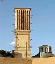 هنر معماری در بادگیرهای یزد