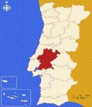district de santarem au portugal