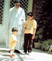 نخستین تصاویر سه بعدی از بیت امام خمینی(ره)