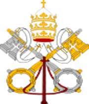 armoiries du vatican : les clés de saint pierre