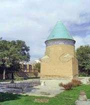 tombe de hamdollah mostowfi