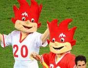 جذابیت های یورو 2008 و الفبای انگلیسی