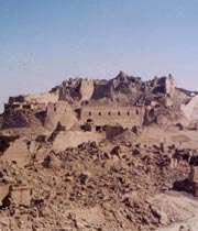 ارگ بم بعد از زلزله