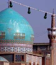 мечеть гохар шад