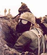 سلاح شیمیایی