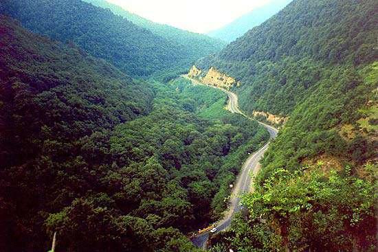جنگل های ارسباران آذربایجان شرقی  ، بهشت گمشده